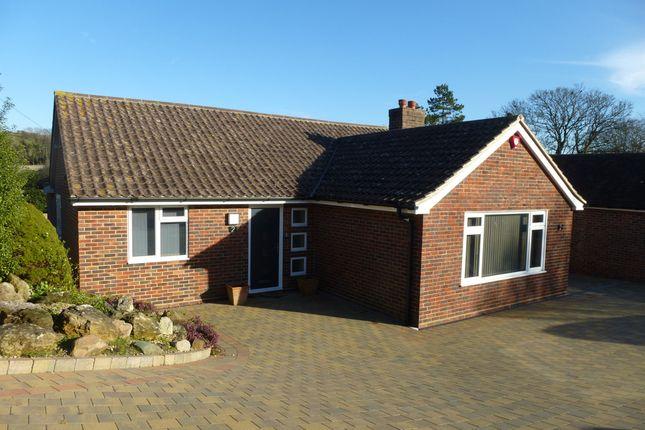 Thumbnail Detached bungalow for sale in Ovingdean Close, Ovingdean, Brighton