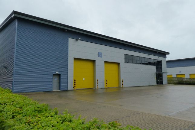 Thumbnail Industrial to let in Unit J, Buckshaw Link, Chorley
