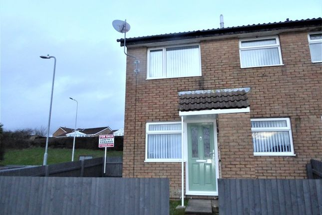 Thumbnail Property for sale in Hazeldene Avenue, Brackla, Bridgend.