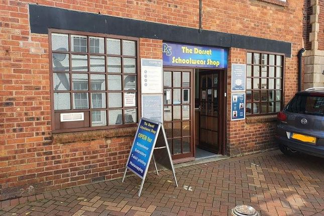 Thumbnail Retail premises for sale in Caroline Place, Weymouth