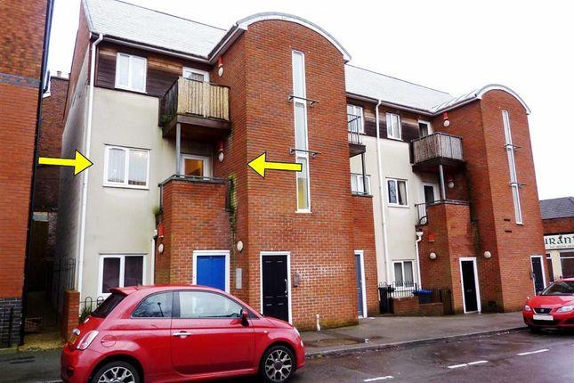 Thumbnail Flat to rent in Salisbury Street, Leek