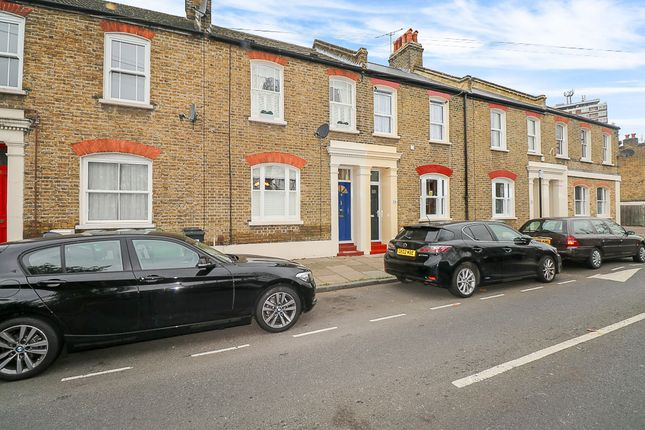 Thumbnail Terraced house for sale in Albyn Road, Deptford