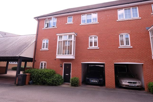 Thumbnail Town house for sale in Ruby Link, Great Baddow, Chelmsford