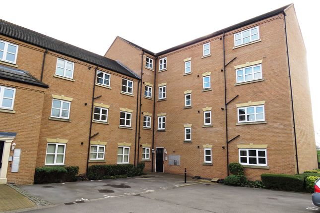 Thumbnail Flat for sale in Coral Close, Derby