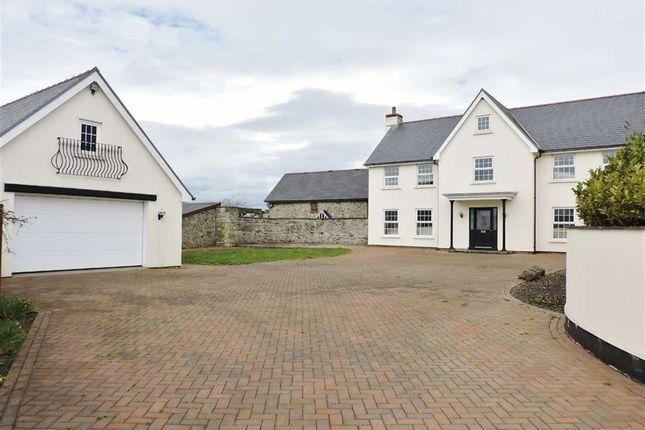 Thumbnail Detached house for sale in Eglwys Nunnydd, Eglwys Nunnydd, Margam