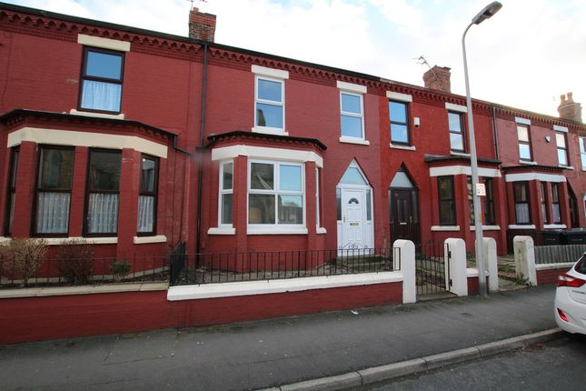 Thumbnail Terraced house for sale in St. Johns Place, Liverpool