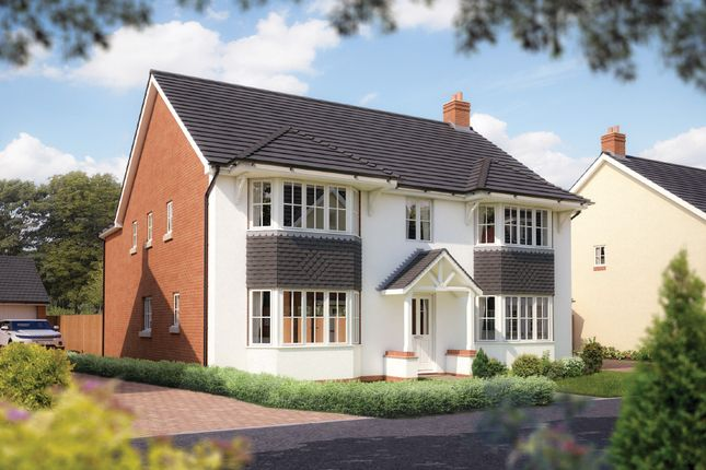 "Thumbnail Detached house for sale in ""The Ascot"" at Pixie Walk, Ottery St. Mary"