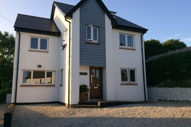 Thumbnail Detached house for sale in Popes Lane, Lapford