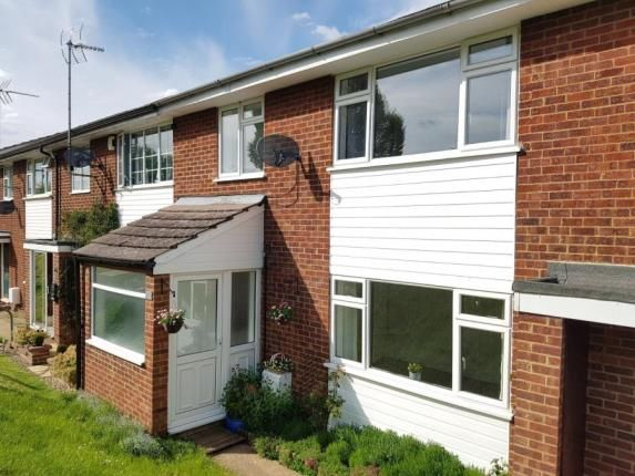 3 bed terraced house for sale in Dalton Way, Whitwell, Hitchin, England