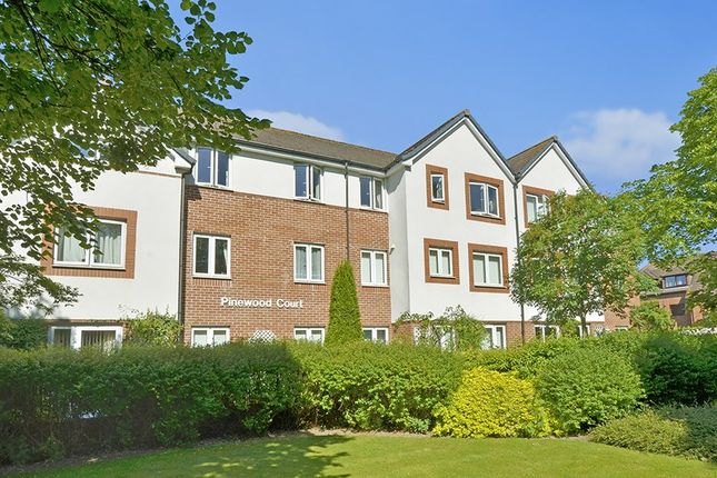 The Frontage of Pinewood Court, Station Road, West Moors, Ferndown BH22