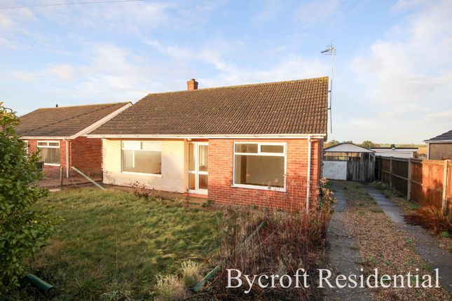 2 bed detached bungalow for sale in Beechwood Road, Hemsby, Great Yarmouth