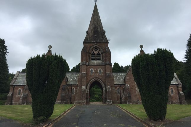 Thumbnail Office for sale in Penrith Cemetery Chapel, Penrith Cemetery, Beacon Edge, Penrith