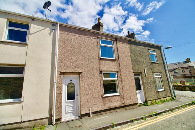 Thumbnail Terraced house for sale in Henwalia, Caernarfon