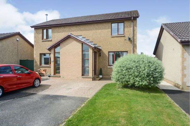 Thumbnail Semi-detached house for sale in St. Cuthberts Drive, St. Boswells