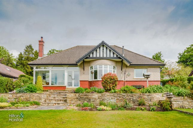 Thumbnail Detached bungalow for sale in Keighley Road, Colne