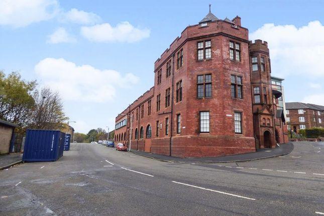Thumbnail Flat for sale in Yorkhill Street, Glasgow