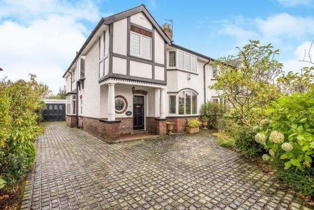 Thumbnail Semi-detached house for sale in Kingsway, Penwortham, Preston, Lancashire