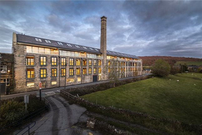 Thumbnail Flat for sale in Moor Foot Lane, Cononley, Keighley
