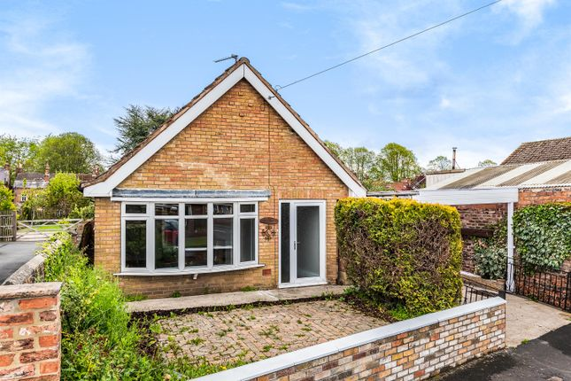 Thumbnail Bungalow for sale in Back Lane, Thirsk