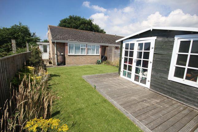 Thumbnail Semi-detached bungalow for sale in West Christchurch, Christchurch