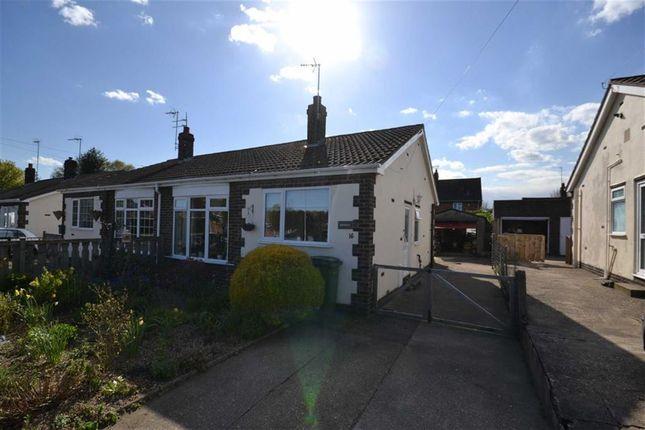 Thumbnail Semi-detached bungalow to rent in East Park, Leven, East Yorkshire