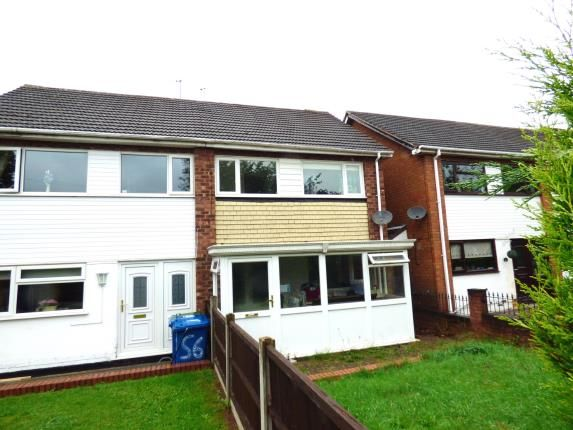 3 bed semi-detached house for sale in Freville Close, The Leys, Tamworth, Staffordshire