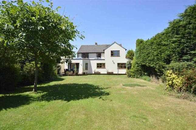 Thumbnail Detached house for sale in Heath Close, Winterbourne, Bristol