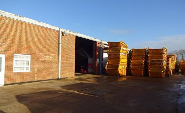 Thumbnail Warehouse to let in Warehouse At Bevan Funnell House, Norton Road, Newhaven, East Sussex