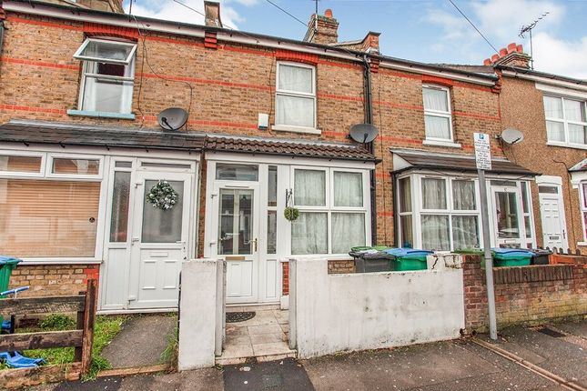 Thumbnail Terraced house to rent in Chester Road, Watford