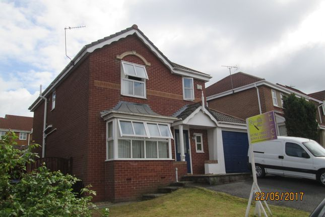 Thumbnail Detached house to rent in Spitfire Way, Tunstall, Stoke-On-Trent ST6, Stoke-On-Trent,