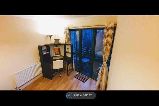 Bedroom of Ormond House, London SW1P