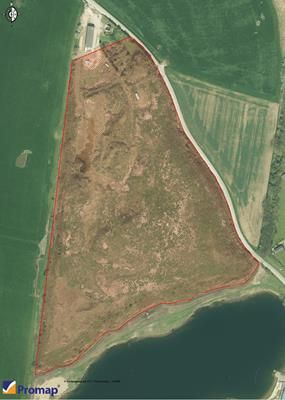 Thumbnail Land for sale in Fosse Hill, Catwick Lane, Brandesburton