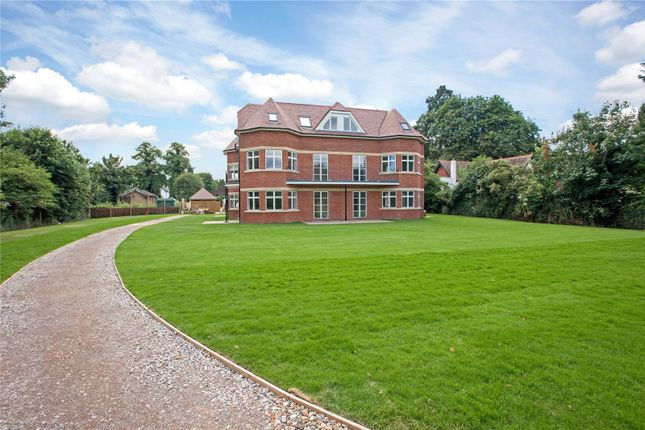 Thumbnail Flat for sale in The Old Court, Bath Road, Taplow