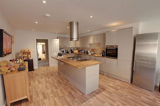 Thumbnail Semi-detached house to rent in Kington St. Michael, Chippenham