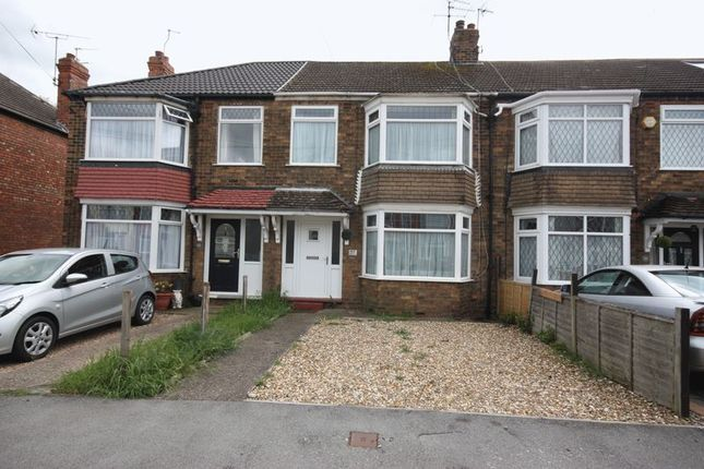 Thumbnail Terraced house for sale in Conington Avenue, Beverley