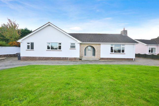 Thumbnail 3 bed detached bungalow to rent in Ide Lane, Alphington, Exeter, Devon