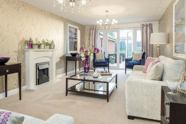 """Thumbnail Detached house for sale in """"Stratford"""" at Oldbury Court Road, Fishponds, Bristol"""