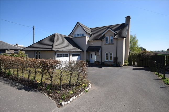 Thumbnail Detached house for sale in Drumsturdy Road, Kingennie, Dundee, Angus