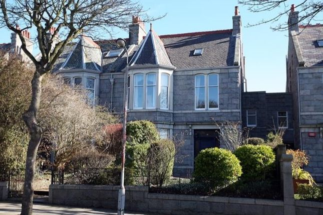 Thumbnail Semi-detached house to rent in Bayview Road, Aberdeen