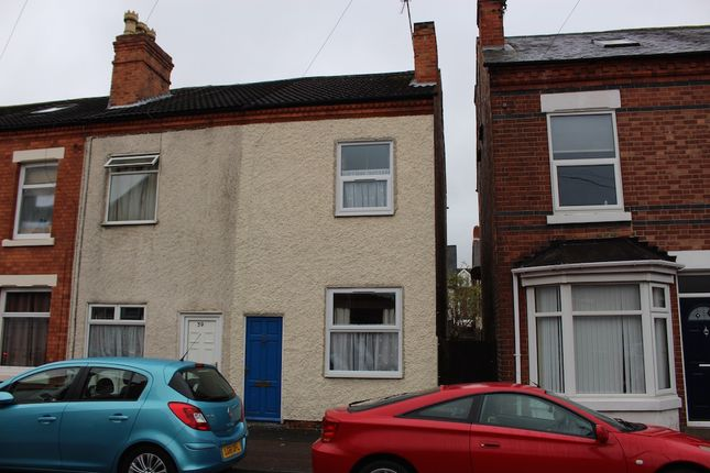 Thumbnail End terrace house to rent in Gladstone Street, Beeston
