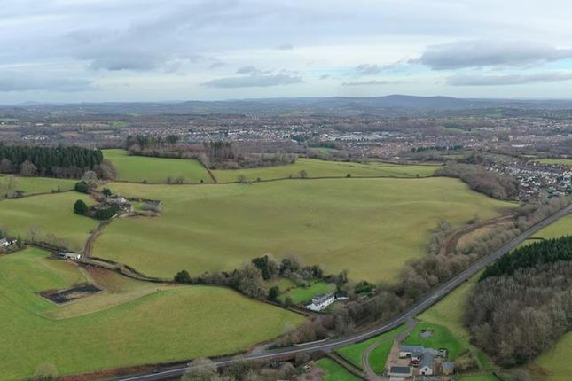 Thumbnail Commercial property for sale in Land For Sale At Rhiwderin, Bassaleg, Bassaleg, Newport, Newport