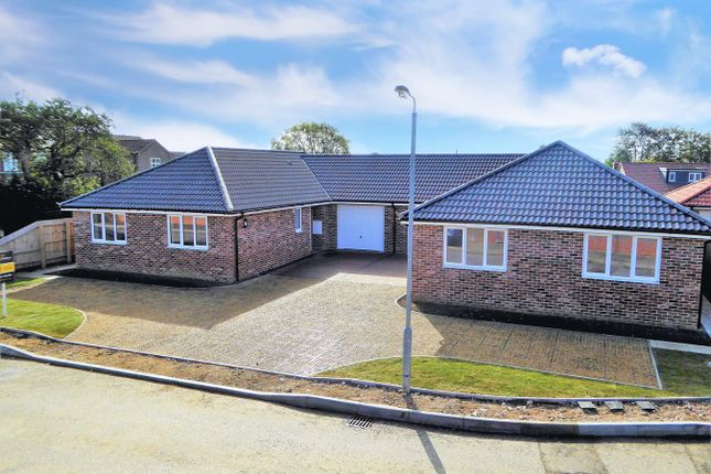 Thumbnail Link-detached house for sale in Orchard Way, Southery, Downham Market