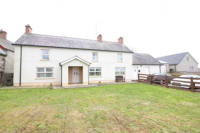 Thumbnail Detached house for sale in Loughmagarry Road, Ballymena
