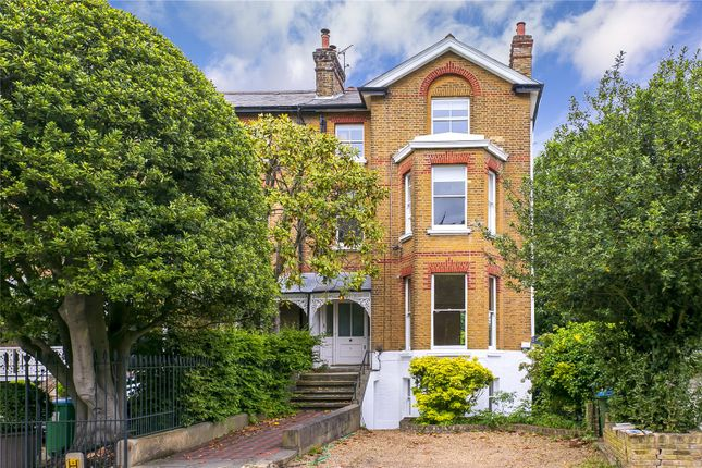 Thumbnail Flat for sale in Royston Road, Richmond, Surrey, UK