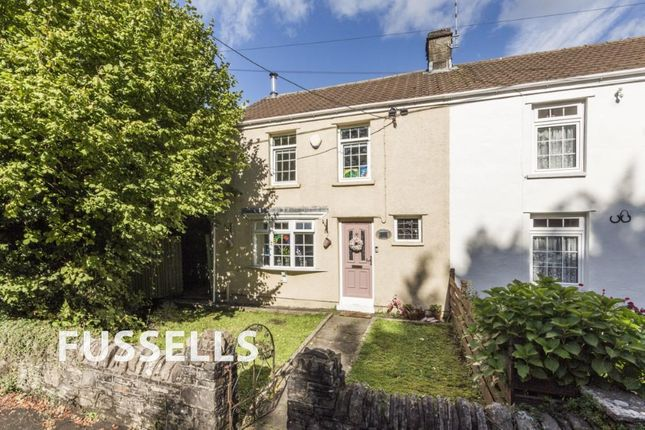 Thumbnail End terrace house for sale in Pandy Road, Bedwas, Caerphilly