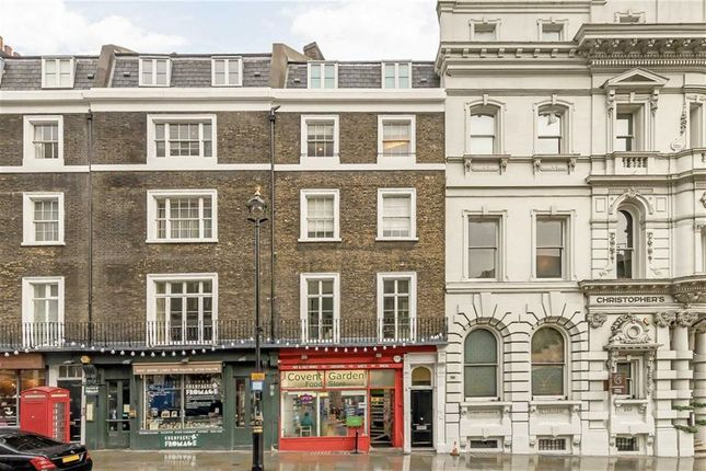 Thumbnail Flat for sale in Wellington Street, London