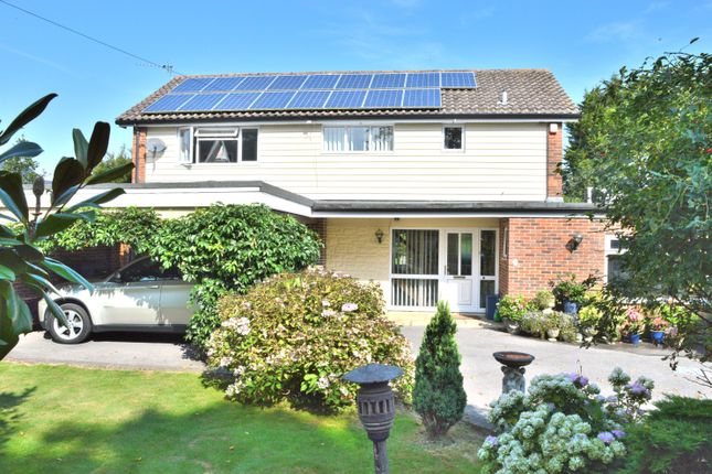 Thumbnail Detached house for sale in Southwick Road, Denmead
