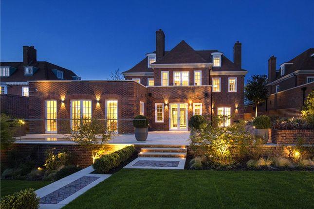 Detached house for sale in Ingram Avenue, Hampstead, London