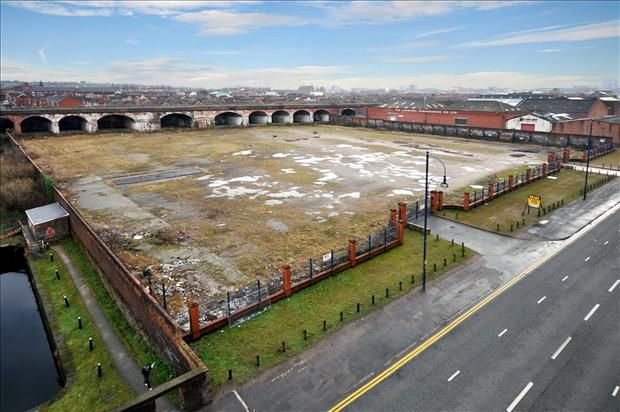Thumbnail Land to let in Land Opposite Stanley Dock, Great Howard Street, Liverpool