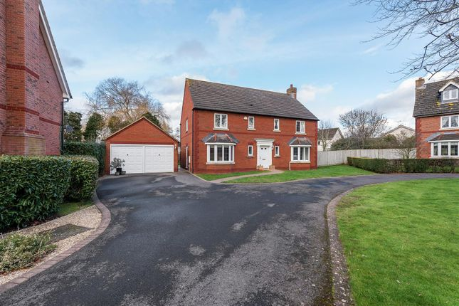 Thumbnail Property for sale in Queens Drive, Taunton